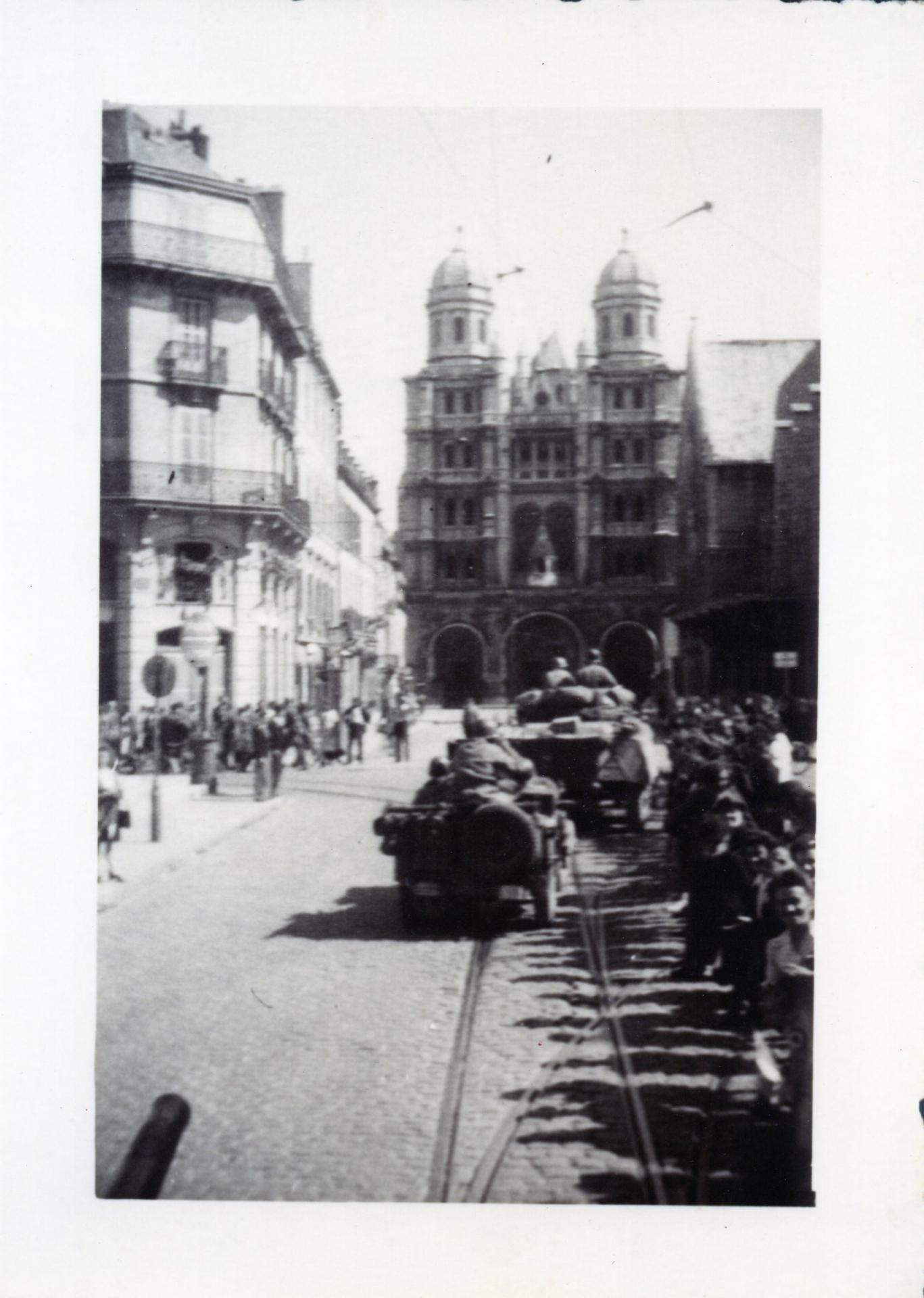 1944 09 13 entree dans dijon13 septembre 1944