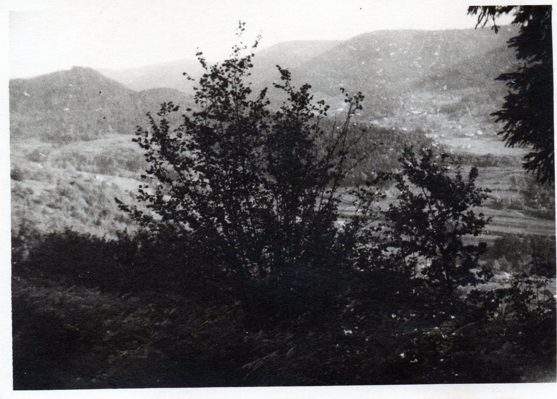 1944 10 18 le dramont vu de nos lignes 18 octobre 1944