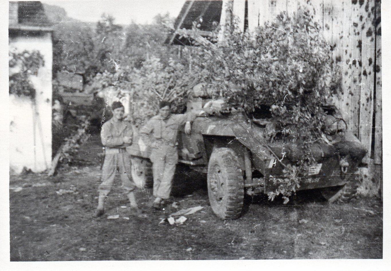 1944 10 rodeuse a cremanvillers octobre 1944