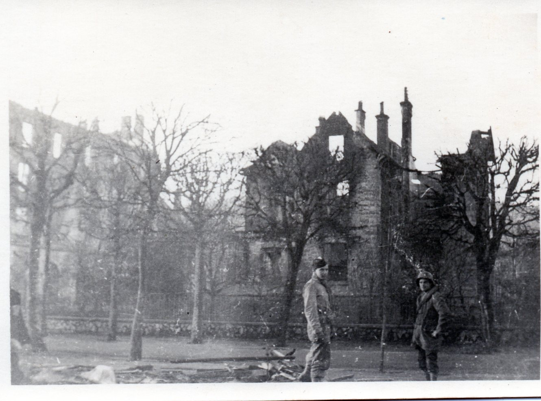 1944 12 aspirant heissat a gerardmer decembre 1944